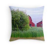 The Willow Tree Throw Pillow