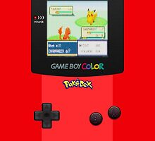 Pokemon Pokedex Gameboy Color by SecondArt