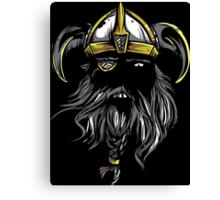 Old Viking Canvas Print