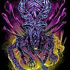 LONG LIVE THE QUEEN (color) by beastpop
