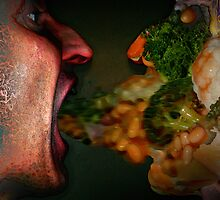 Gluttony by ToastedGhost