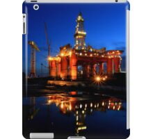 Blackford Dolphin Alight  iPad Case/Skin