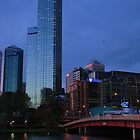 Melbourne City by balcs