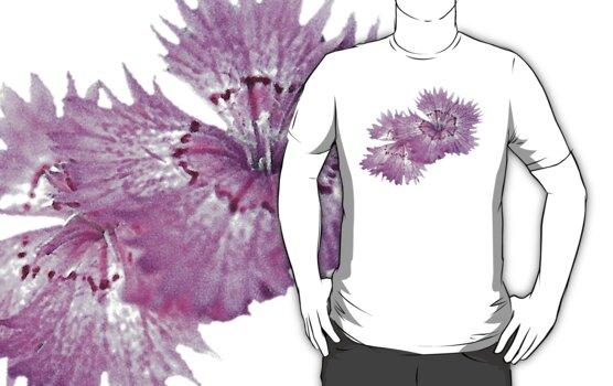 Dianthus (T-Shirt), light by Lenka