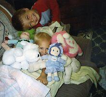 A Whole Lotta Toys by johnsonKa21