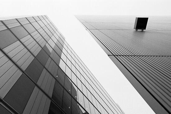 Sharp Buildings by John Violet