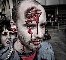 Zombie Walk (6) by Reg  Lyons