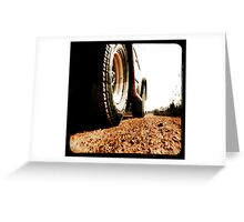 Red Dirt Greeting Card