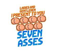 Game Grumps - Seven Asses by Callum O'Brien