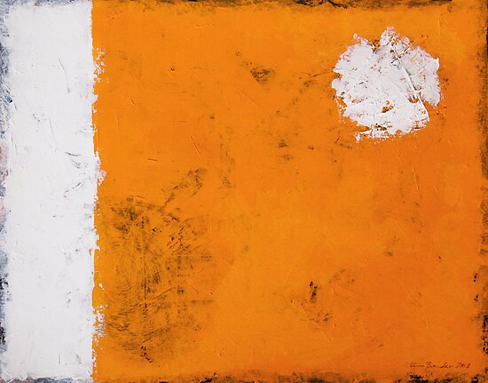 Orange Dream by Kim Bender