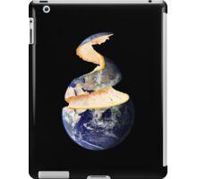 The Orange Planet iPad Case/Skin