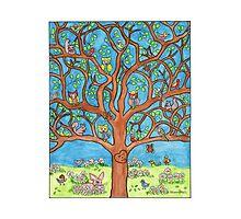 The Happy Tree Photographic Print
