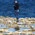 Fisherman  by HelenBanham