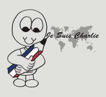 Je Suis Charlie by Prezioso