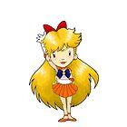 Sailor Scout Sailor VENUS by Bantambb