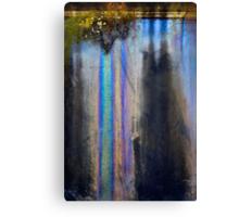 Oilslick Canvas Print