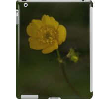 Meadow Buttercup - Burntollet Woods, County Derry iPad Case/Skin