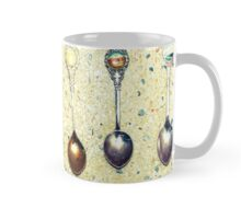 I've measured out my life in coffee spoons.  Mug