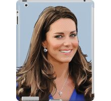 Catherine Duchess of Cambridge - aka Kate Middleton iPad Case/Skin