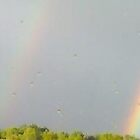 Double Rainbow (view from car) by Shorty314