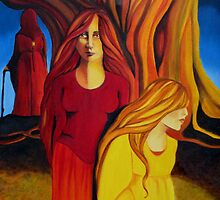 The Norns by Deborah Holman