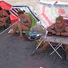 Beach bingo by Cyana