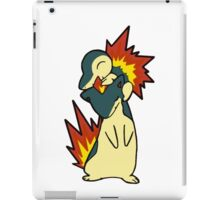 Cyndaquil and Quilava iPad Case/Skin