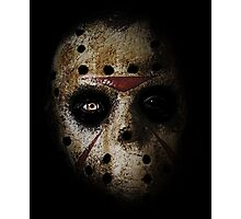 JASON! Photographic Print