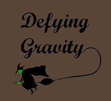Defy Gravity by sparkyman96