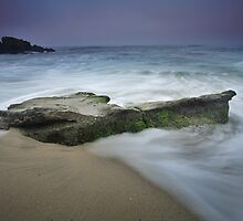 Seascape - Laguna beach by Justin Kim