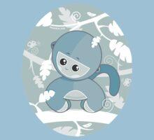 Little Monkey t-shirt by oksancia