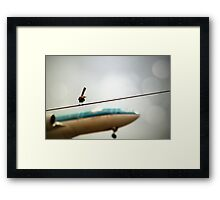 It's a Bird, It's a Plane!   Framed Print