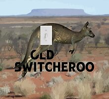 The Old Switcheroo by Clark Manor