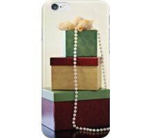 Three Gifts iPhone Case/Skin