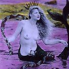 Snake Goddess by Cathie Brooker