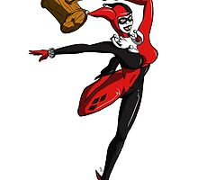 Harley's Dance by Dakota-Jade