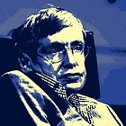 Stephen Hawkins by PashleyPictures