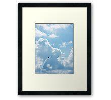 Touch the Sky Framed Print
