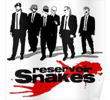 Reservoir Snakes Poster