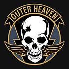 Outer Heaven by gamermanga