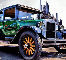 1926 Chevrolet Coach by DJ Florek