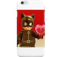 Catwoman Valentines iPhone Case/Skin