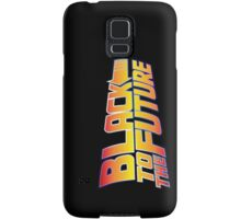 McSuperfly Special (Black to the Future) v2 Samsung Galaxy Case/Skin