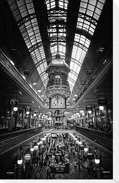 Queen Victoria Building by Alf Caruana