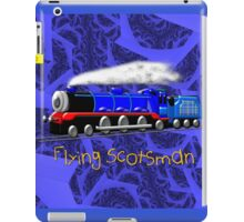 Flying Scotsman for Kids - all products except duvet iPad Case/Skin