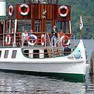 """""""Tern"""" Pleasure boat by Woodie"""