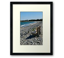 A Place To Sit And Dream Framed Print