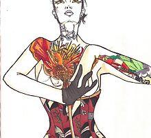 Phoenix by faustrivera