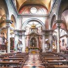 The church of San Canciano, Venice by Traven Milovich