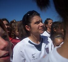 Mia Hamm!!!! by Jessica Leavitt